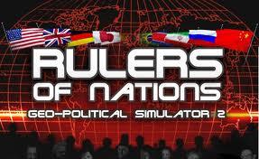 Geo Political Simulator