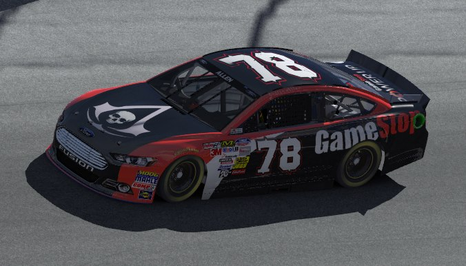 NASCAR Paint Gamest10
