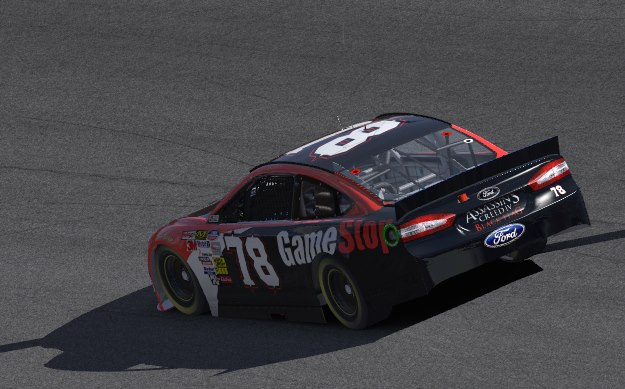 NASCAR Paint Gamest11