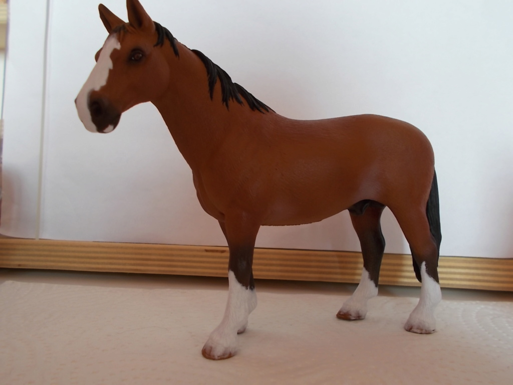 I started with repainting - Schleich horses - Page 4 Hanno10