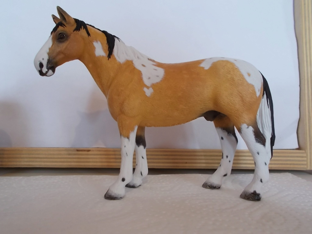I started with repainting - Schleich horses - Page 4 Hanno_18