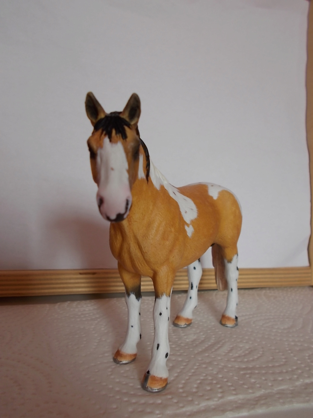 I started with repainting - Schleich horses - Page 8 Hanno_23