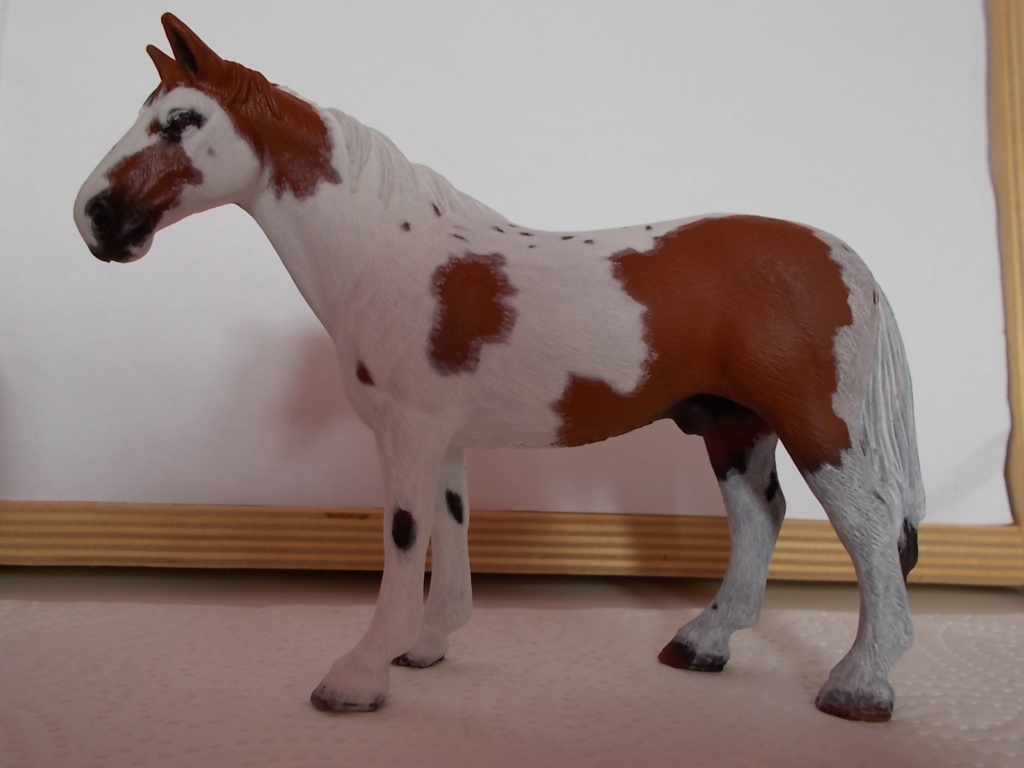 I started with repainting - Schleich horses - Page 4 Hanno_24