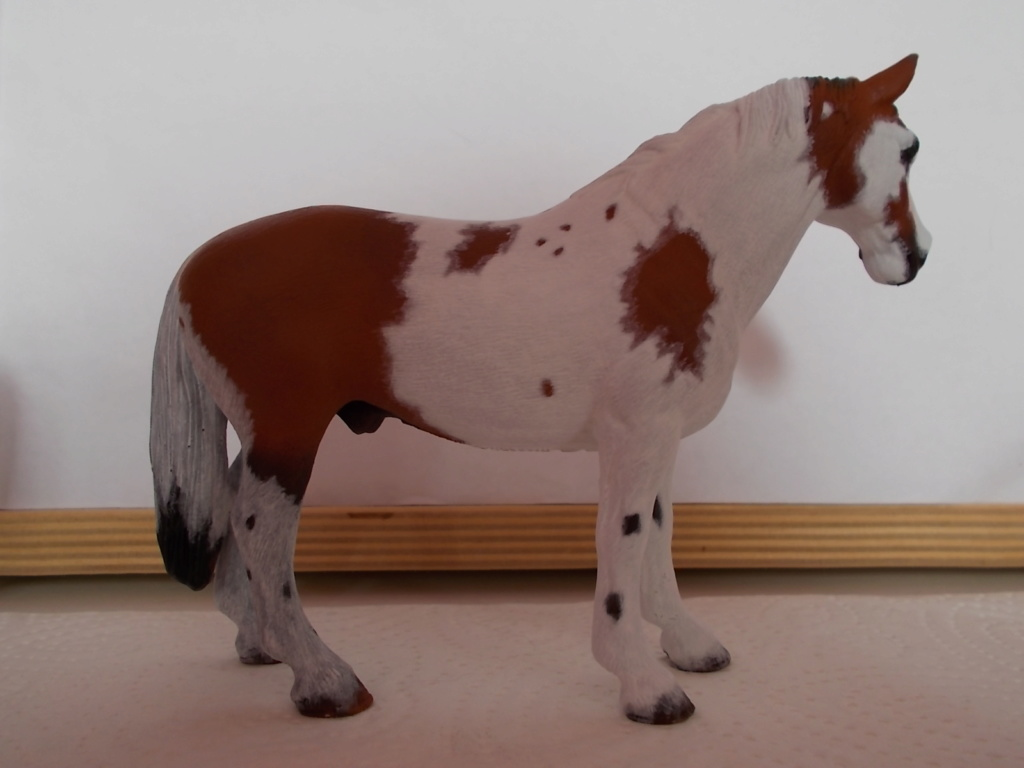 I started with repainting - Schleich horses - Page 8 Hanno_25