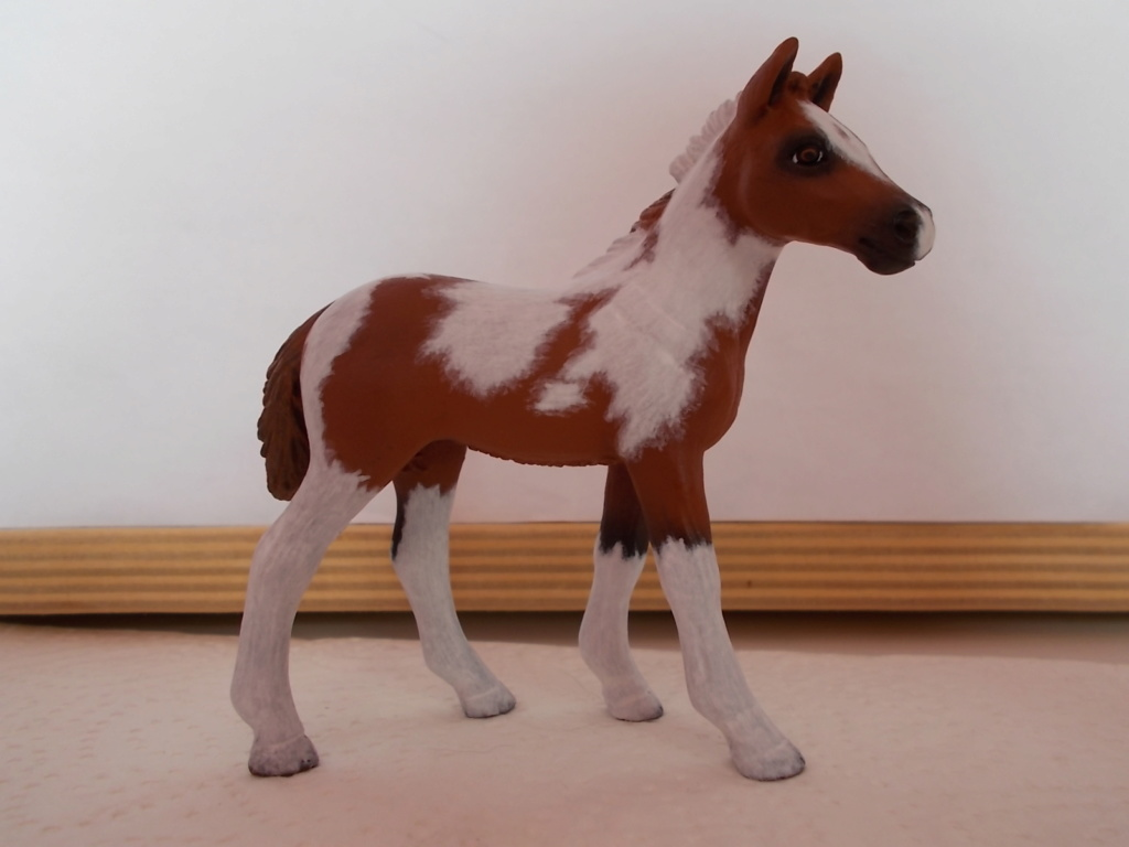 I started with repainting - Schleich horses - Page 4 Hanno_26