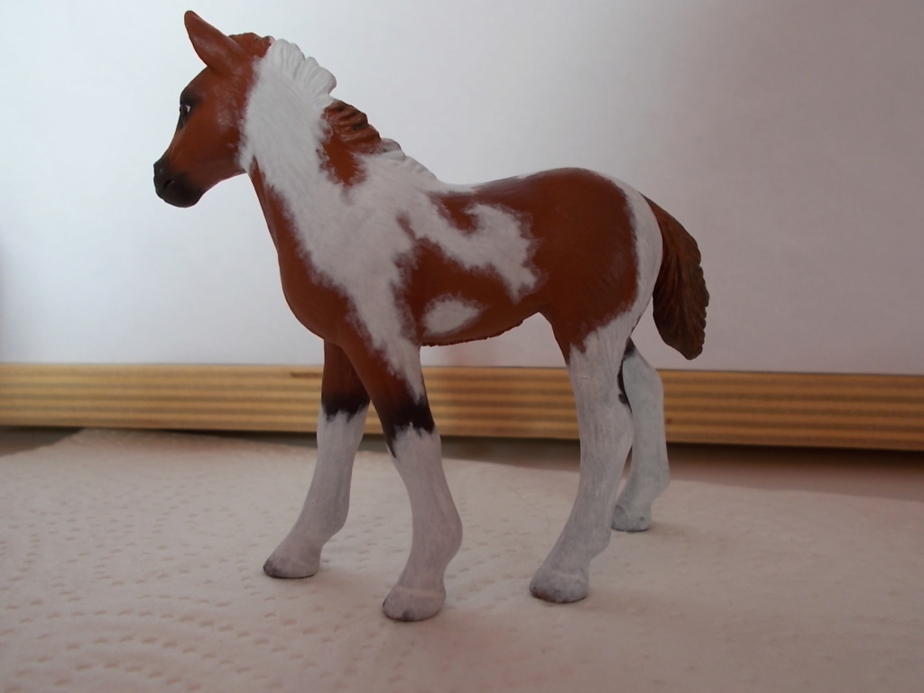 I started with repainting - Schleich horses - Page 4 Hanno_27