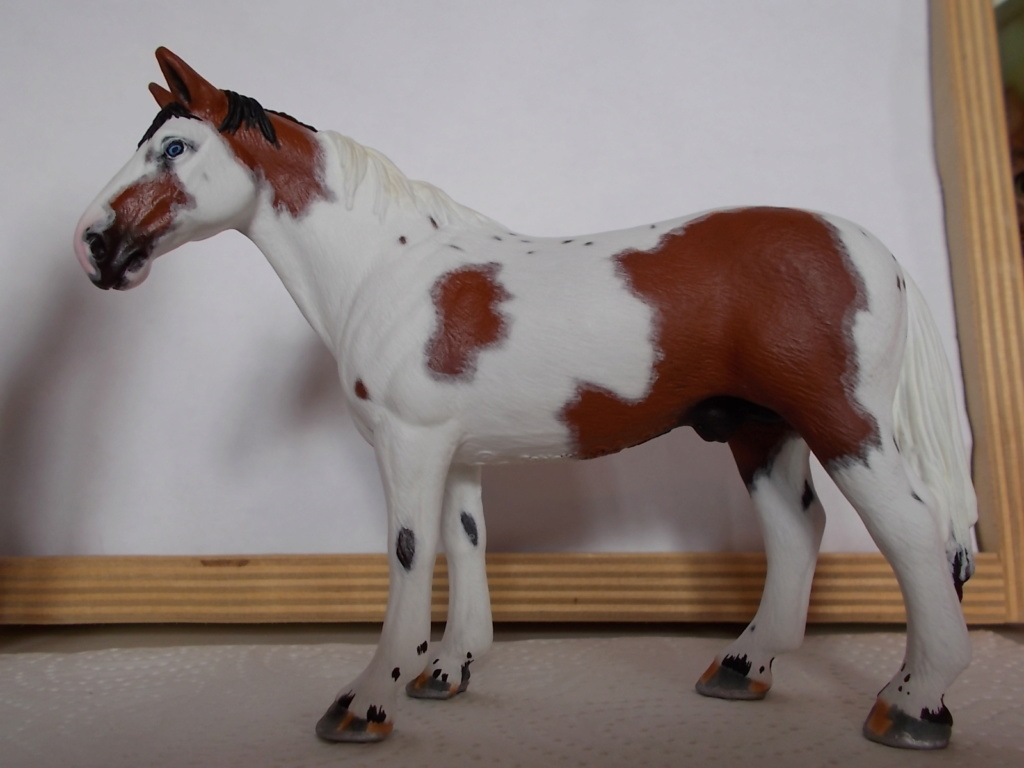 I started with repainting - Schleich horses - Page 4 Hanno_29