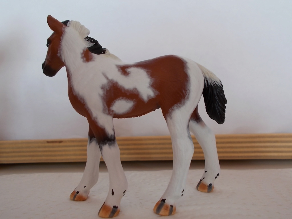 I started with repainting - Schleich horses - Page 8 Hanno_31