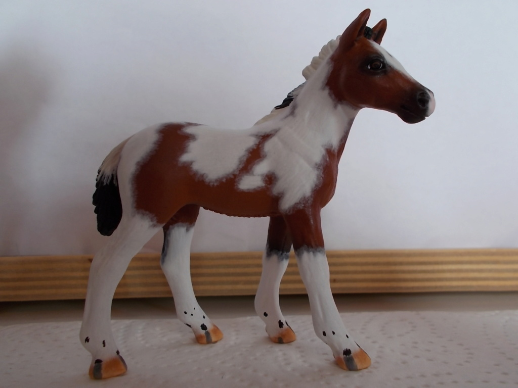 I started with repainting - Schleich horses - Page 4 Hanno_32
