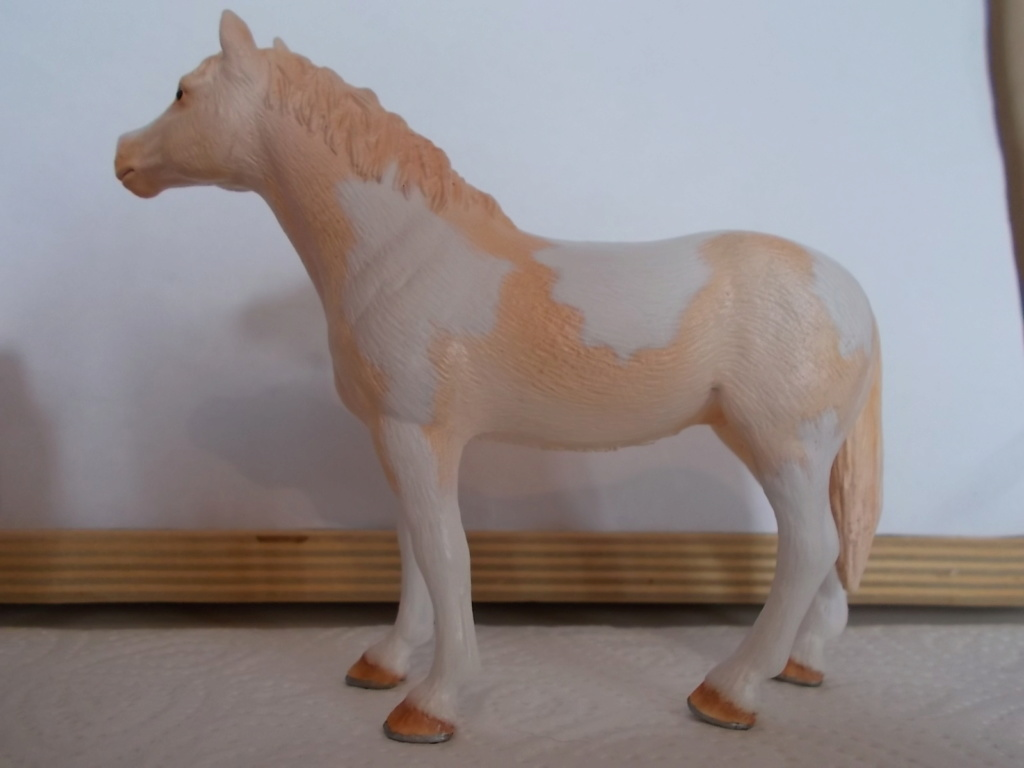 I started with repainting - Schleich horses - Page 4 Knabst10