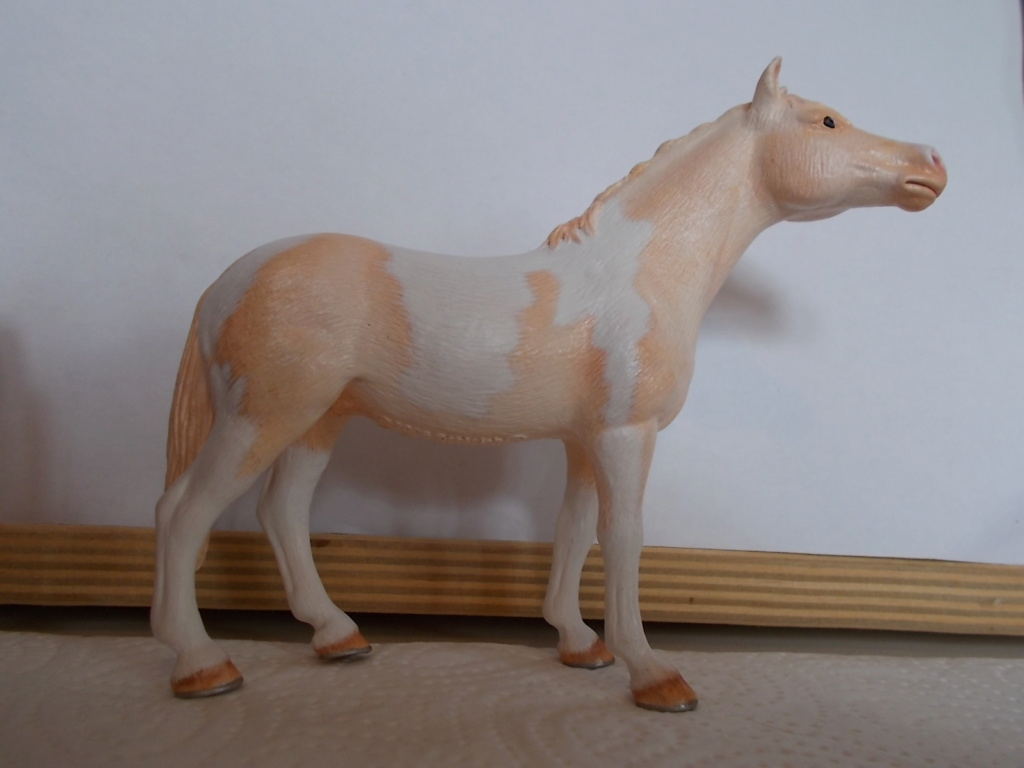 I started with repainting - Schleich horses - Page 4 Knabst12