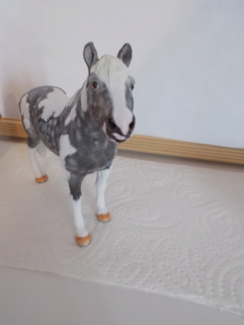 I started with repainting - Schleich horses - Page 4 Knabst15