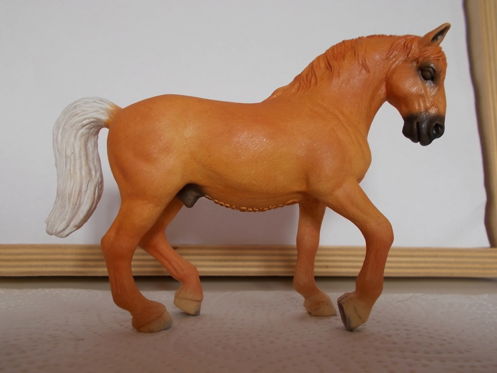I started with repainting - Schleich horses - Page 4 Lipizz11
