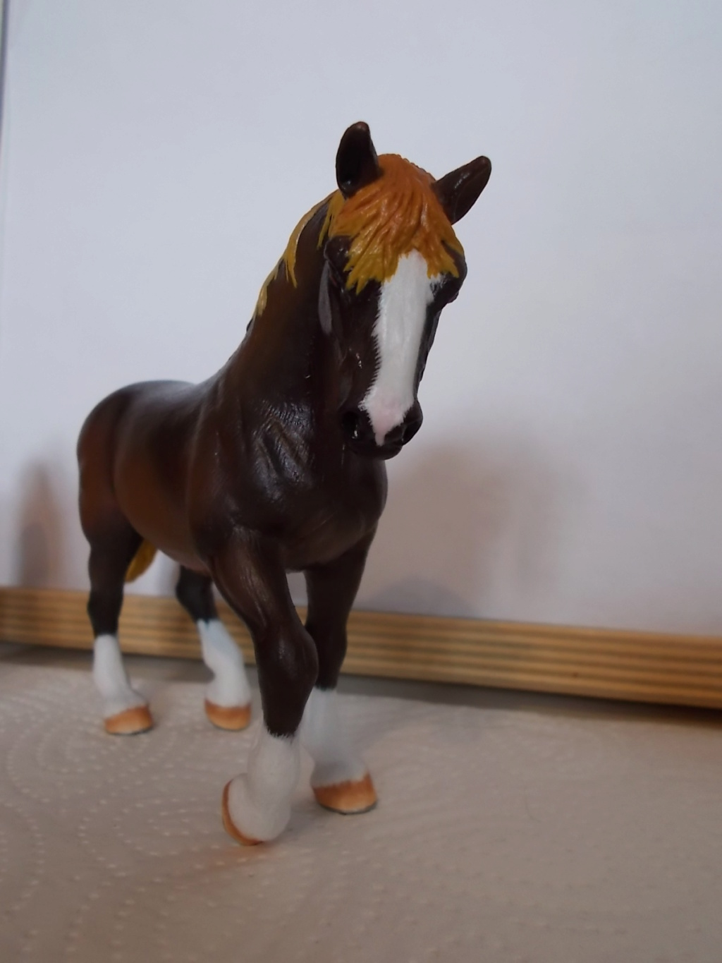 I started with repainting - Schleich horses - Page 4 Lipizz16