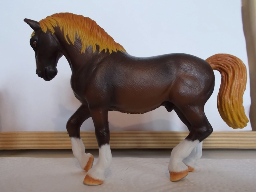 I started with repainting - Schleich horses - Page 4 Lipizz17