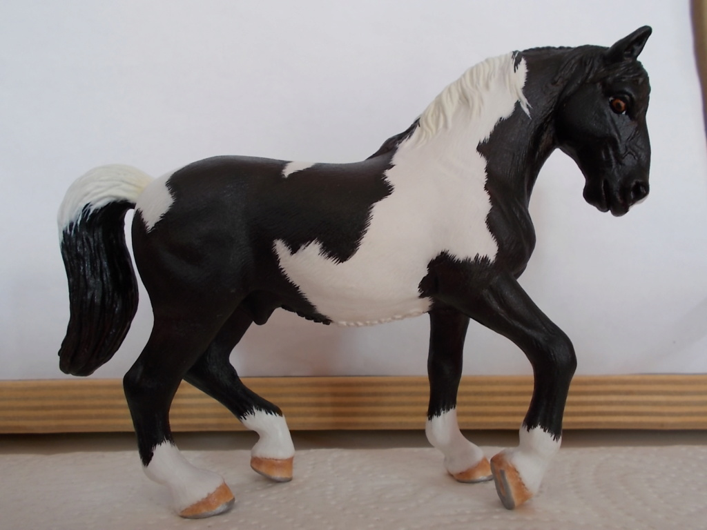 I started with repainting - Schleich horses - Page 4 Lipizz21