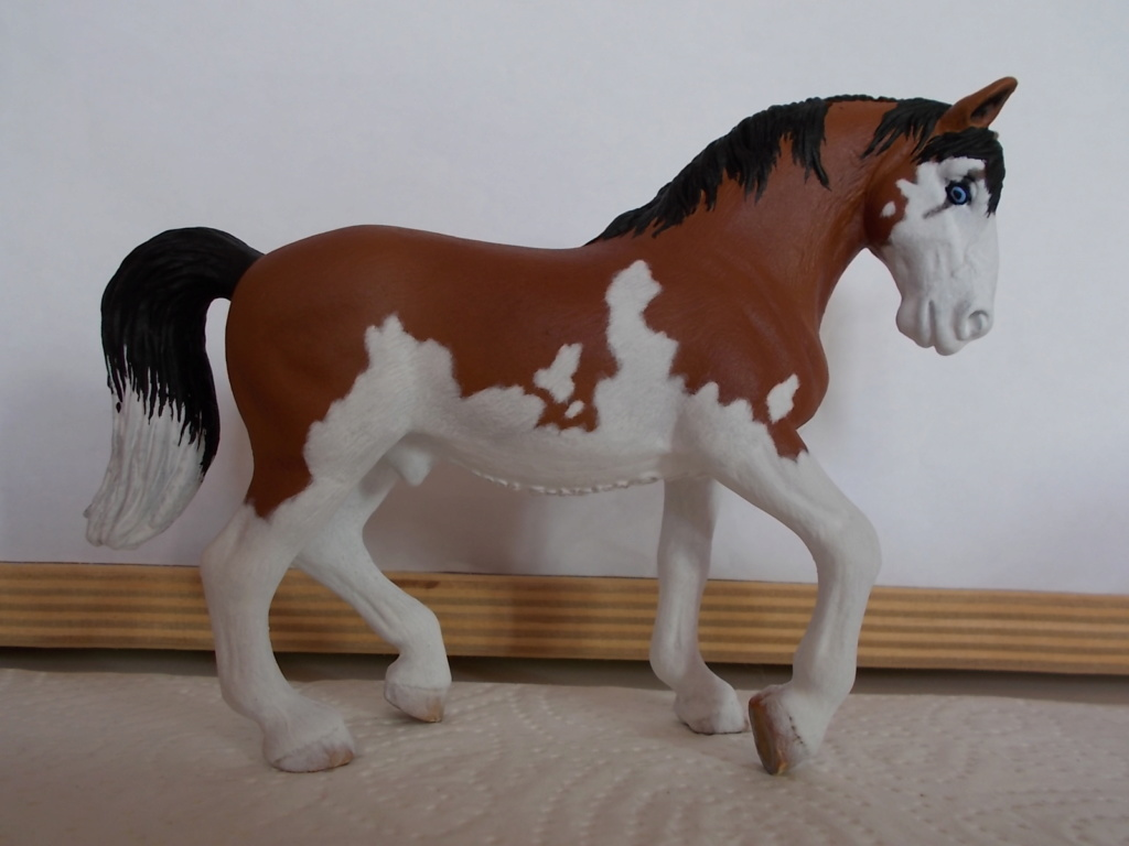 I started with repainting - Schleich horses - Page 4 Lipizz22