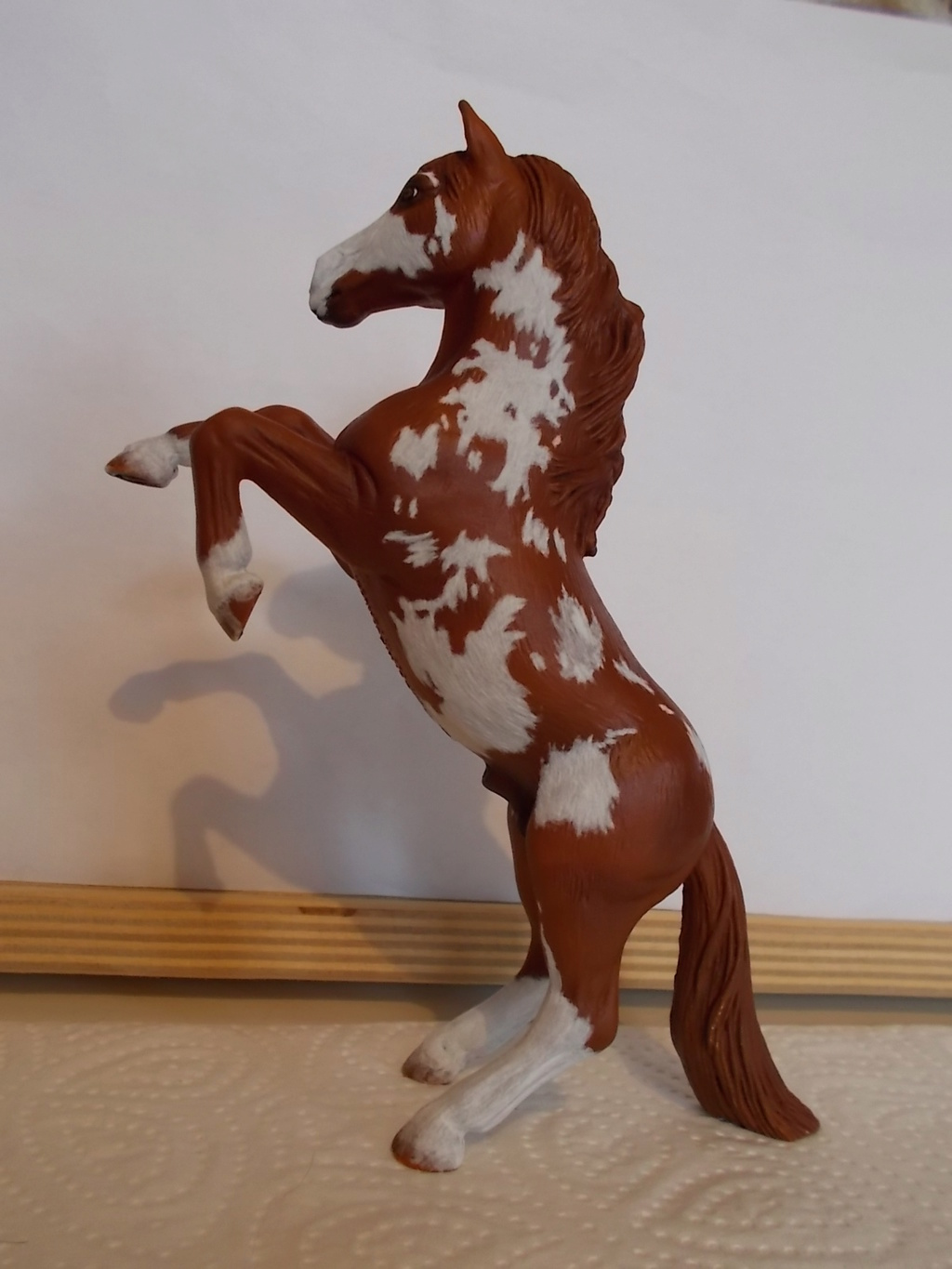 I started with repainting - Schleich horses - Page 3 Mustan11