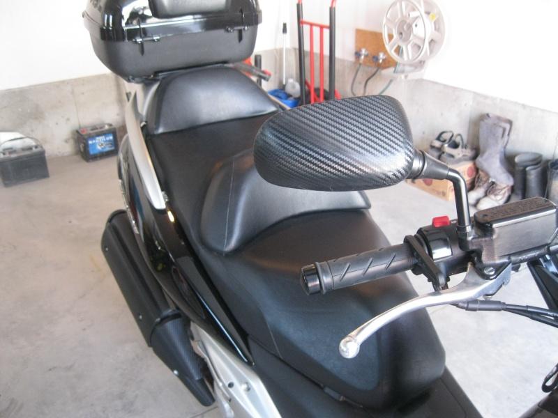 Custom Carbon Fiber Exhaust Cover Img_1418