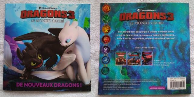 Produits dérivés Dragons 3 110