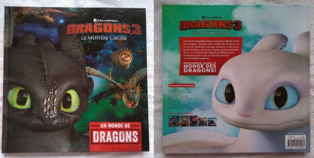 Produits dérivés Dragons 3 210