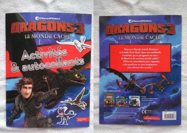 Produits dérivés Dragons 3 310