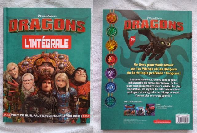 Produits dérivés Dragons 3 410
