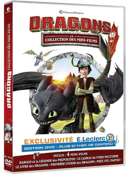 [DVD/BR] Le cadeau du furie nocturne & Le livre des dragons Dvd_co10