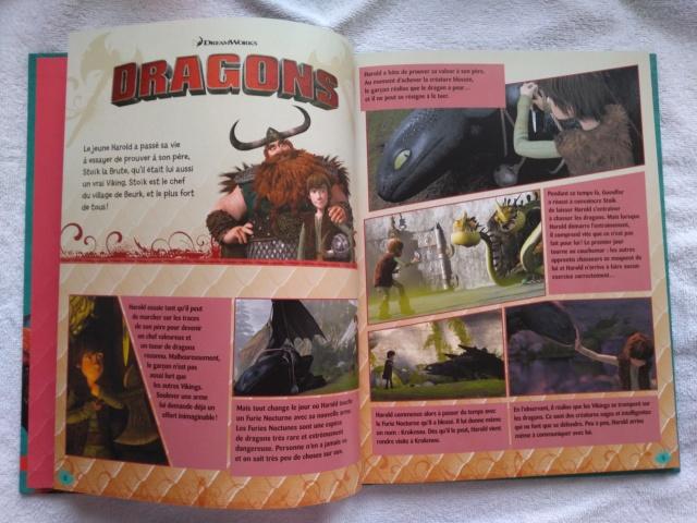 Produits dérivés Dragons 3 P_201924