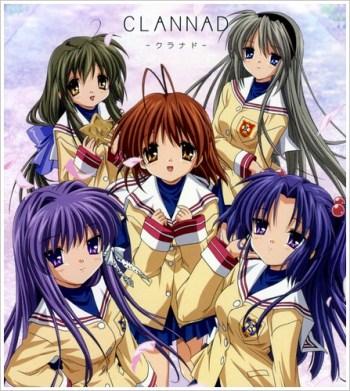 [Anime & Manga] CLANNAD Kurana10