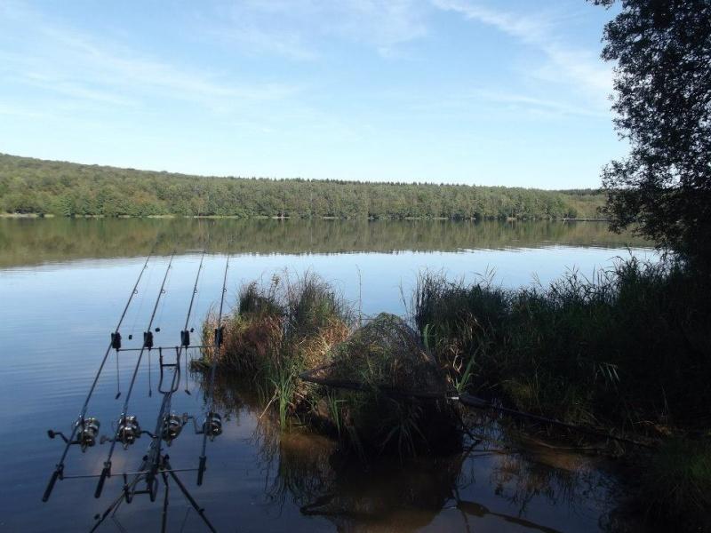 photo du lac des vieilles forges 31683910