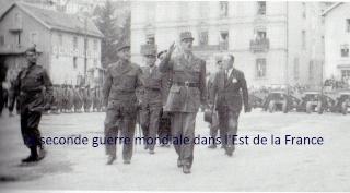 La seconde guerre mondiale dans l'est de la france (mais aussi d'autre régions) Degaul12