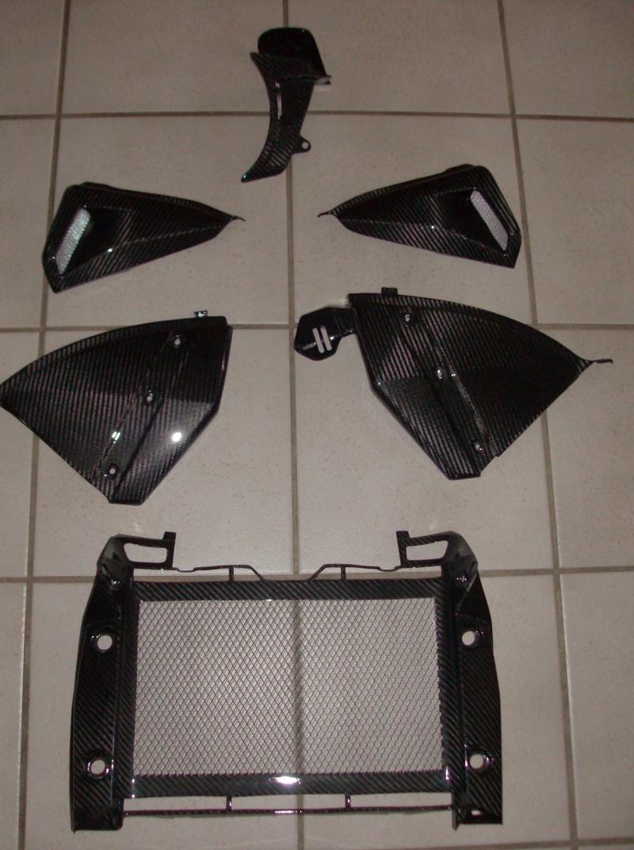 Accessoire Moto Design - Pièces Carbone 02510