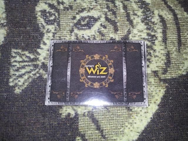Déballage GP2X wiz 20130410