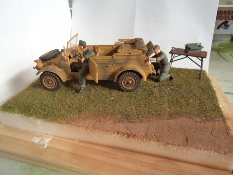 Kubelwagen 82 Tamiya 1/35 Dsc01210