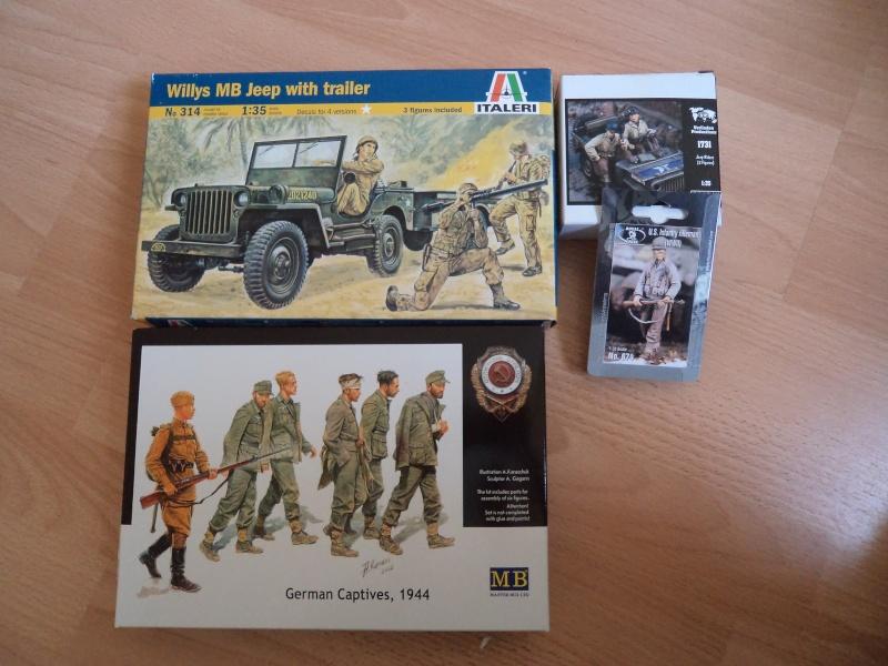 Jeep Willys MB Italeri 1/35 Dsc01336