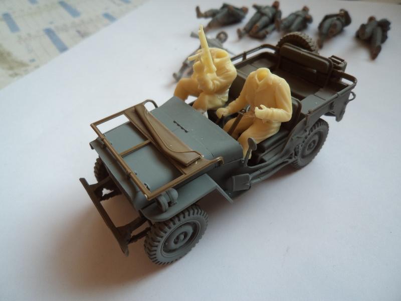 Jeep Willys MB Italeri 1/35 Dsc01339