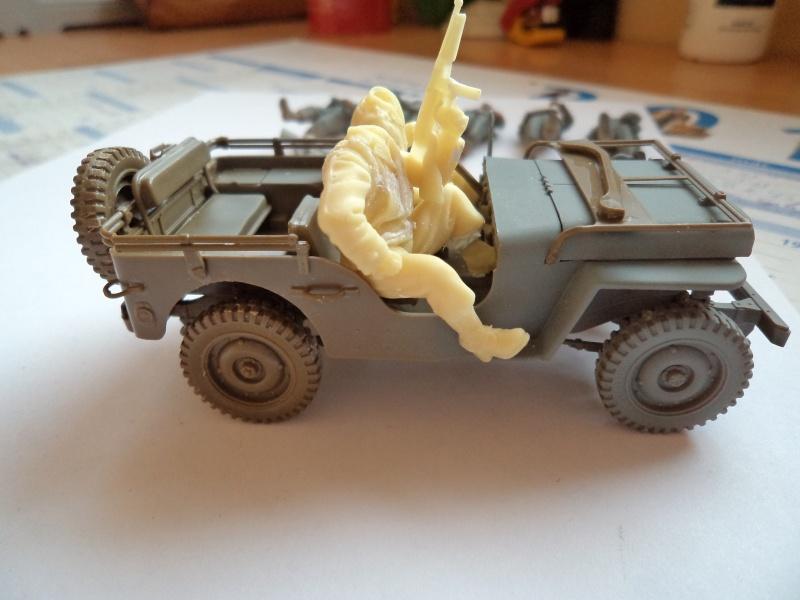 Jeep Willys MB Italeri 1/35 Dsc01340