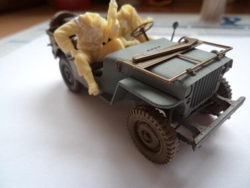 Jeep Willys MB Italeri 1/35 Dsc01349