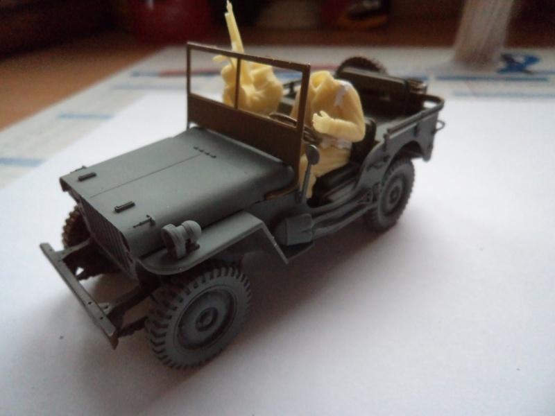 Jeep Willys MB Italeri 1/35 Dsc01350