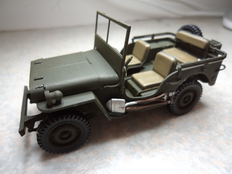 Jeep Willys MB Italeri 1/35 - Page 2 Dsc01422