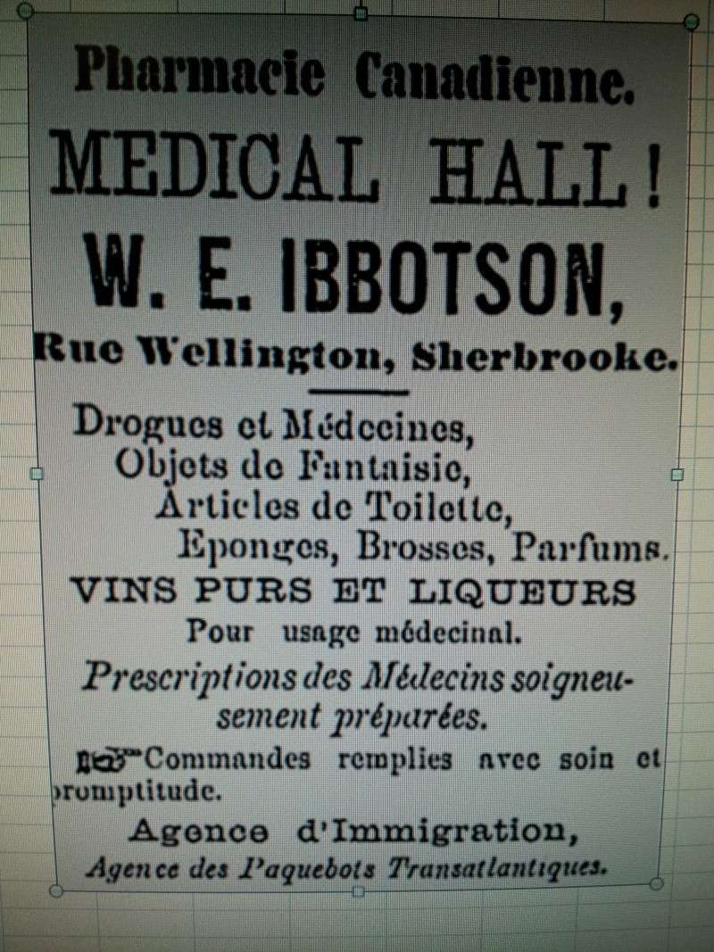 medical hall st james montreal  01610