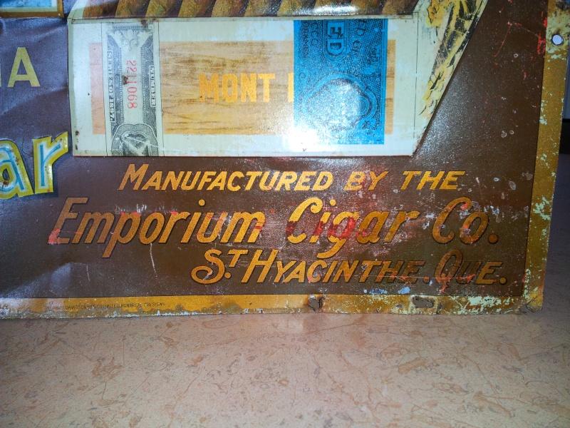 Annonce de cigare Emporium  02112