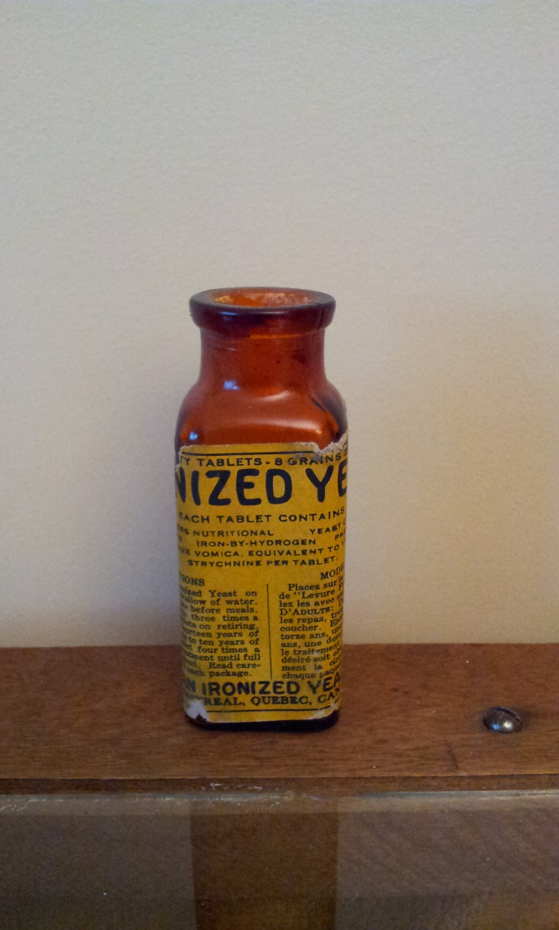 Canadian Ironized Yeast Co, Ldt. Montreal 03212