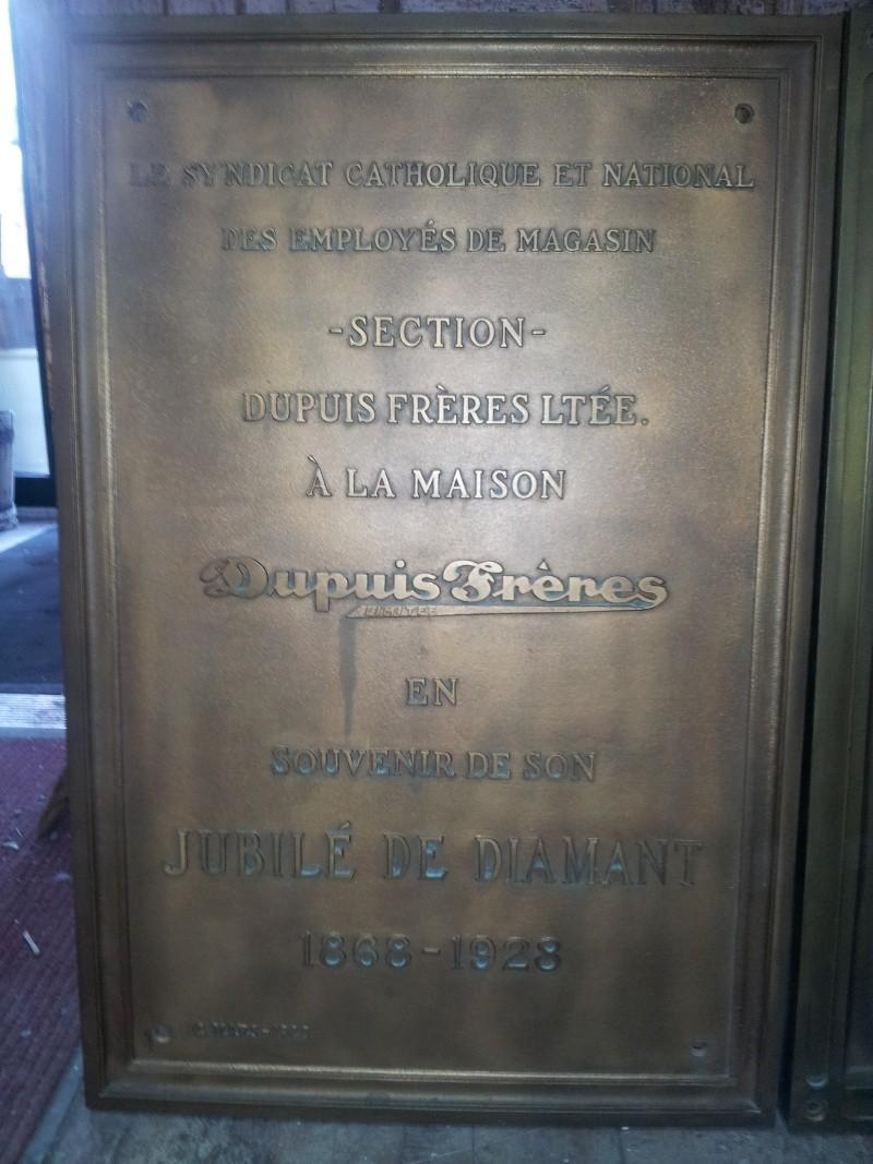 Dupuis Frères et catalogues! 27210