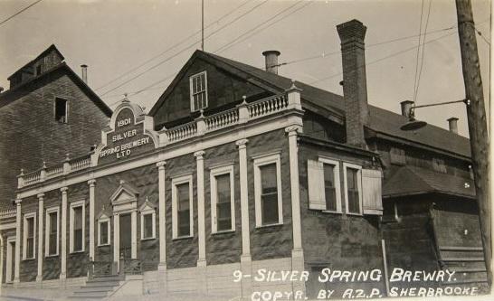 Silver spring brewery Sherbr10