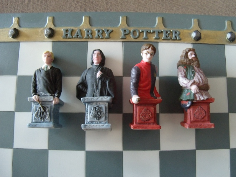 Jeu d'échec fèves HP Harry_24