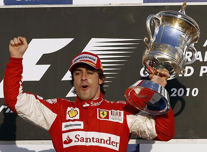 Previo del GP de 2013 Fórmula 1™ - Gulf Air Bahrain Grand Prix (Shakir) Alonso14