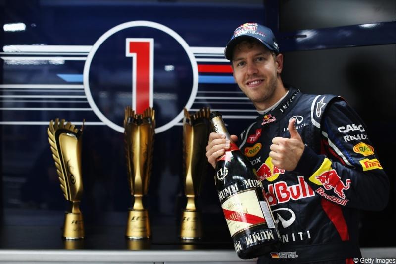 Temporada 2013 del Campeonato de Fórmula 1 de la FIA  F1gran10