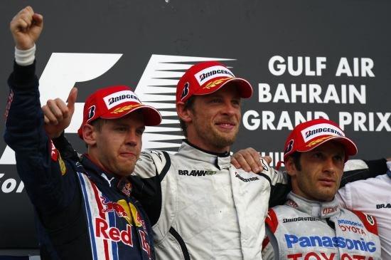 Previo del GP de 2013 Fórmula 1™ - Gulf Air Bahrain Grand Prix (Shakir) Podio110